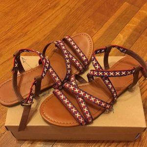 Indigo Rd. Strappy Sandals